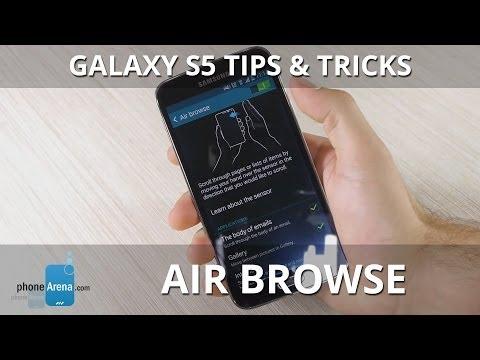 Air browse