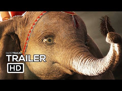DUMBO Official Trailer (2019) Disney, Live Action Movie HD