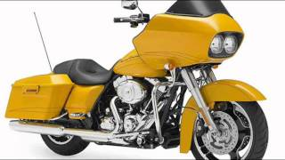 10. 2012 Harley Davidson CVO Street Glide & Road Glide Custom:  New Engine Twin Cam 103 1700 cc