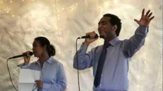 New Tigrigna Mezmur By Mussie And Rahel @ 2-nd Year Anniversary Berea Church Bergen.