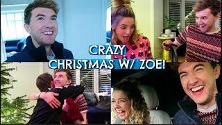 Video CRAZY CHRISTMAS W/ ZOE MP3, 3GP, MP4, WEBM, AVI, FLV Oktober 2018