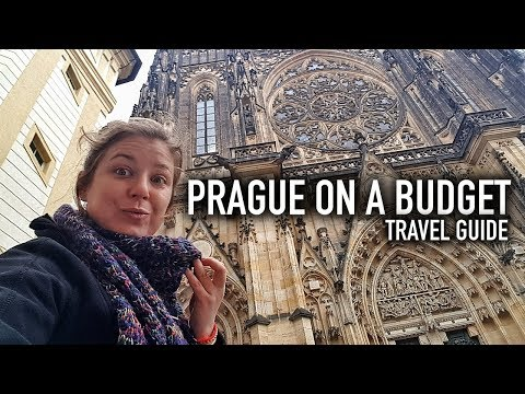 PRAGUE BUDGET TRAVEL GUIDE 🇨🇿 Prices, Things To Do, Eat & See!