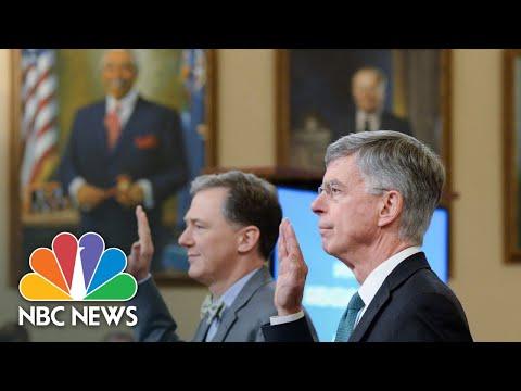 Watch: Trump Impeachment Hearings (Day 1) | NBC News