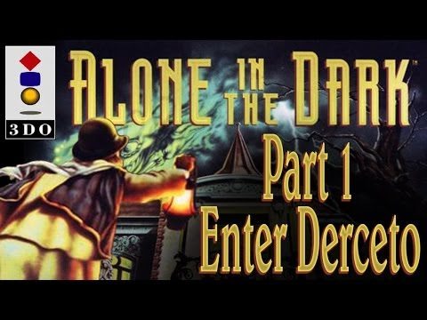 alone in the dark 3do