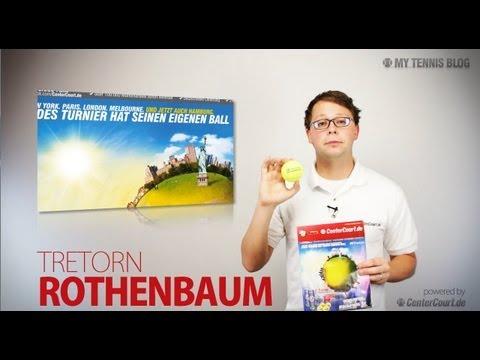 Tretorn Rothenbaum Tennisball im Test