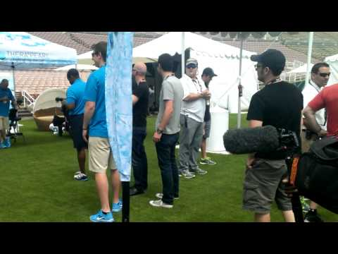 2013 NFL Rookie Premiere Tour at Rose Bowl_Best videos: Football