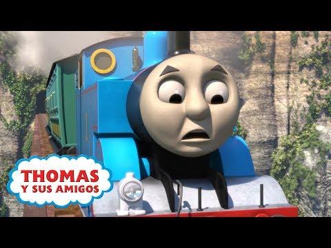 La Locomotora Número Uno | Thomas y Sus Amigos | Mejores Momentos | Caricaturas | Dibujos Animados