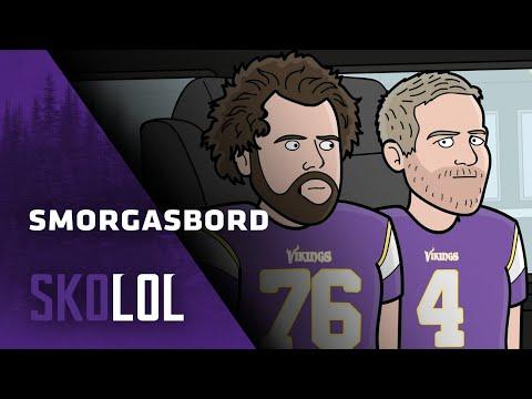 SkoLOL: 'Smorgasbord' Featuring Fran Tarkenton, Steve Hutchinson, Jared Allen and Paul Allen