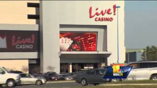 Police: Mother Goes To Casino, Leaves Child Alone In Car