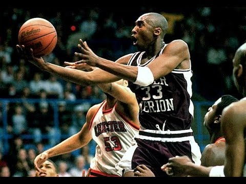 Kobe Bryant doing work dropping 43 at Midnight Madness '94 (old school footage)