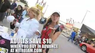 Rockingham (NC) United States  city pictures gallery : Nitro Jam - Rockingham, NC Nitro Jam Commercial #3 (short)