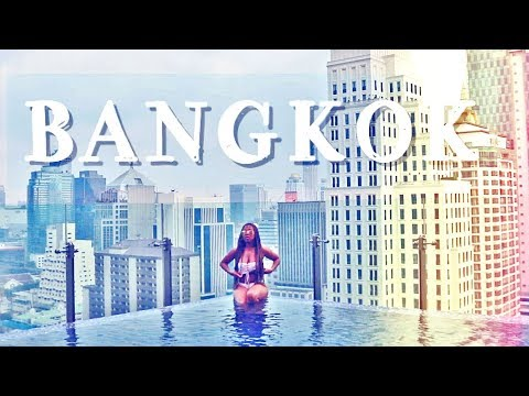 BANGKOK THAILAND TRAVEL VLOG | Thai Cooking Class, Street Food, Thai Massages & More
