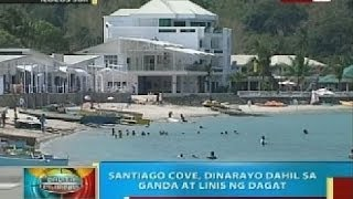 Santiago - Ilocos Sur Philippines  city photo : BP: Santiago Cove sa Ilocos Sur, dinarayo dahil sa ganda at linis ng dagat