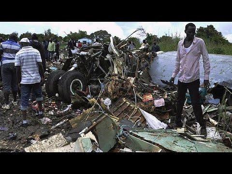 Ν. Σουδάν: Δεκάδες νεκροί σε συντριβή αεροσκάφους