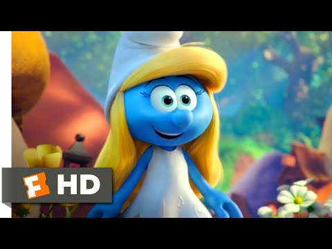 Smurfs: The Lost Village - What Is a Smurfette? | Fandango Family