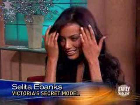 Victoria's Secret Showtime (CBS News)