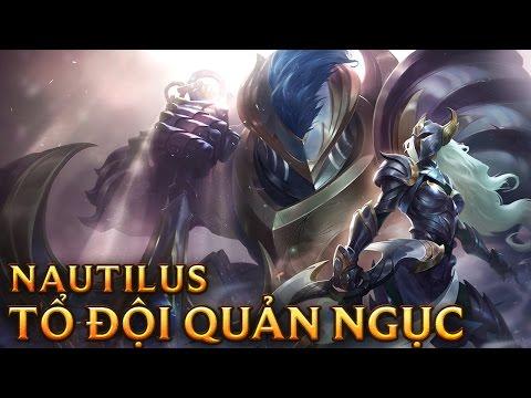 Nautilus Tổ Đội Quản Ngục