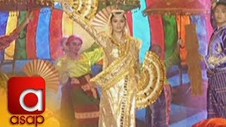 ASAP: Pia Wurtzbach transforms into a Mindanaoan princess