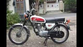 5. honda cb100