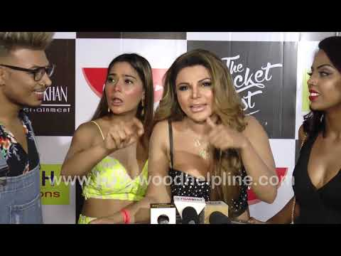 ANOOPJI WANTS TO SHOWER WITH ME SAYS RAKHI SAWANT