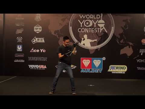 YoYo World Champion 2018