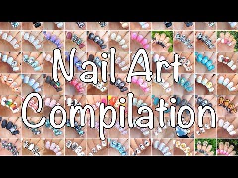 nail art - lista degli stili usati nel 2015
