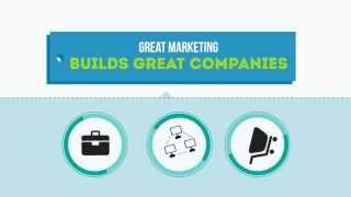 Great Marketing builds Great Companies