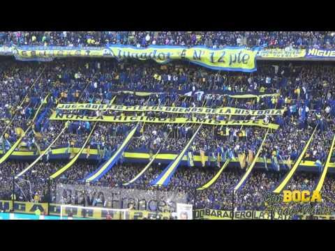 Boca sos la droga de mi corazón / BOCA-GODOY CRUZ 2015 - La 12 - Boca Juniors