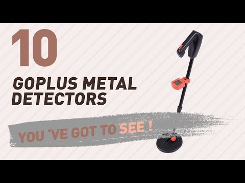 Goplus Metal Detectors // New & Popular 2017