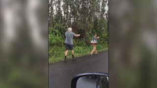 Video Man in Hawaii accused of shooting neighbor as tensions erupt amid volcano MP3, 3GP, MP4, WEBM, AVI, FLV September 2018