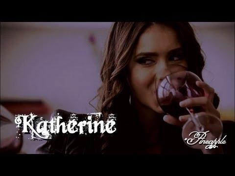 Stefan + Elena + Damon + Katherine - Closer [Trailer]