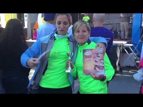 : CAMPOFRIO  Maratón de Burgos .Jose Requejo.Óscar Cavia.Rebeca Ruíz.Jimena Martín