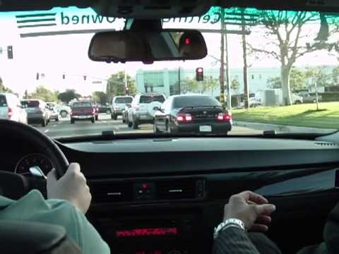we wear your tank tops bmw test drive.MP4