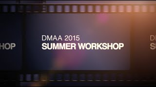 El Dorado's DMAA Film Workshop Featured Presenters Announced