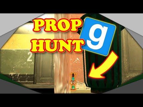 DWIE NIEWINNE LALECZKI  Garry's Mod Prop Hunt [#66]