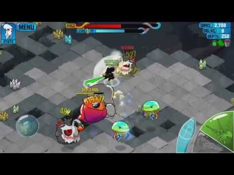 Video of Quadropus Rampage