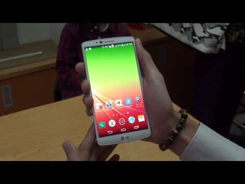 Trên tay điện thoại lạ của LG với chip Odin