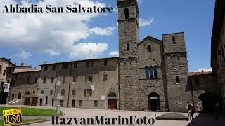 Abbadia San Salvatore Italy  city photos : Italia foto (Toscana).Abbadia San Salvatore 1080p
