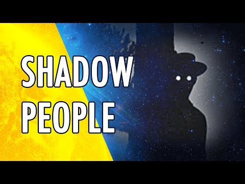 😱 Who Are The Shadow People and Are They Real? 👻