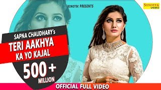 Video Teri Aakhya Ka Yo Kajal | Sapna Stage Dance | New Haryanvi Video Song MP3, 3GP, MP4, WEBM, AVI, FLV Oktober 2017