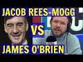 MOGG vs James O'BRIEN on BREXIT