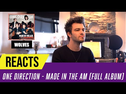 Producer Reacts to ENTIRE One Direction Album - Made In The AM