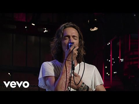 Love Hurts (Live on Letterman)