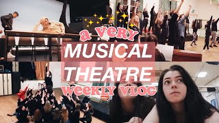 A THEATRE WEEK IN MY LIFE (Uni, Auditions, Rehearsals etc.)