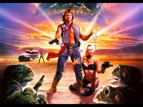 Hell Comes To Frogtown - The Arrow Video Story