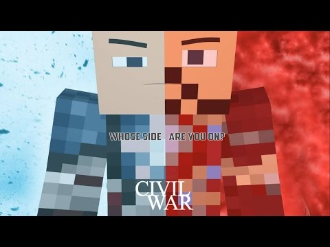 Video Captain America Civil War: Hey Everyone   Minecraft Animation download in MP3, 3GP, MP4, WEBM, AVI, FLV January 2017