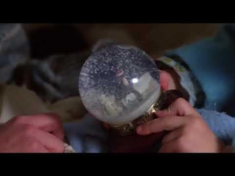 One Magic Christmas (1985) Snow Globe