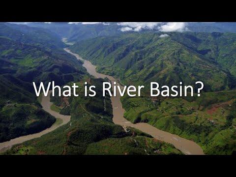 What is River Basin? क्या होता है नदी बेसिन? जानिए 2 minute मे  