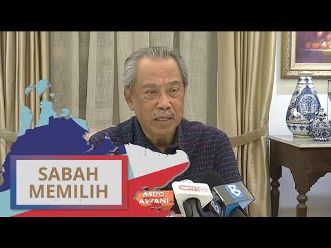 PRN Sabah: Sidang media oleh Perdana Menteri