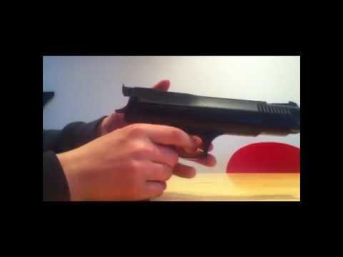 WEBLEY NEMESIS air pistol .22